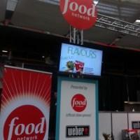 Food TV Foamcore Printing