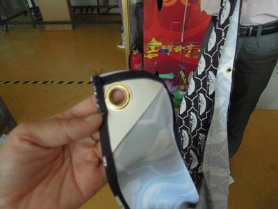 Grommets-in-Fabric-Banner