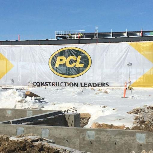 Mesh-Banner-80-foot-x-20-foot-for-Construction-Site-in-Canada