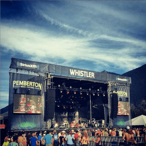 Vinyl Mesh Banners for Festivals