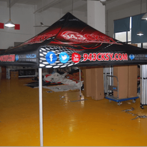 Printed pop up canopy canada