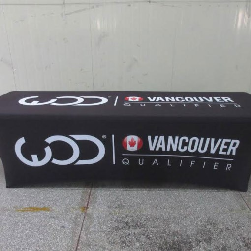 Stretch-Tablecover-printing-with-logo-for-Vancouver