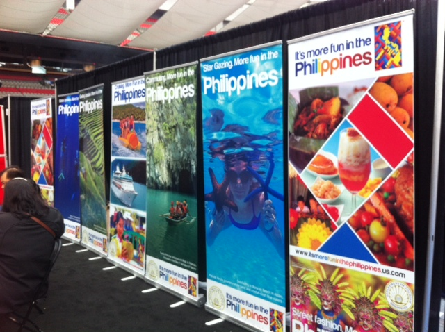 Retractable Banner Stands Vancouver, Toronto, California, New York, Worldwide