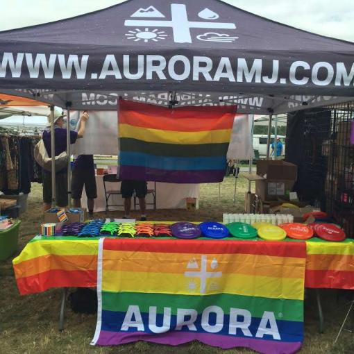 Customized Logo Tent