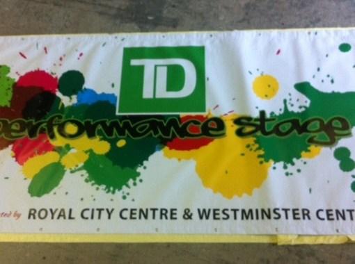 Vinyl Banner Printing Vancouver