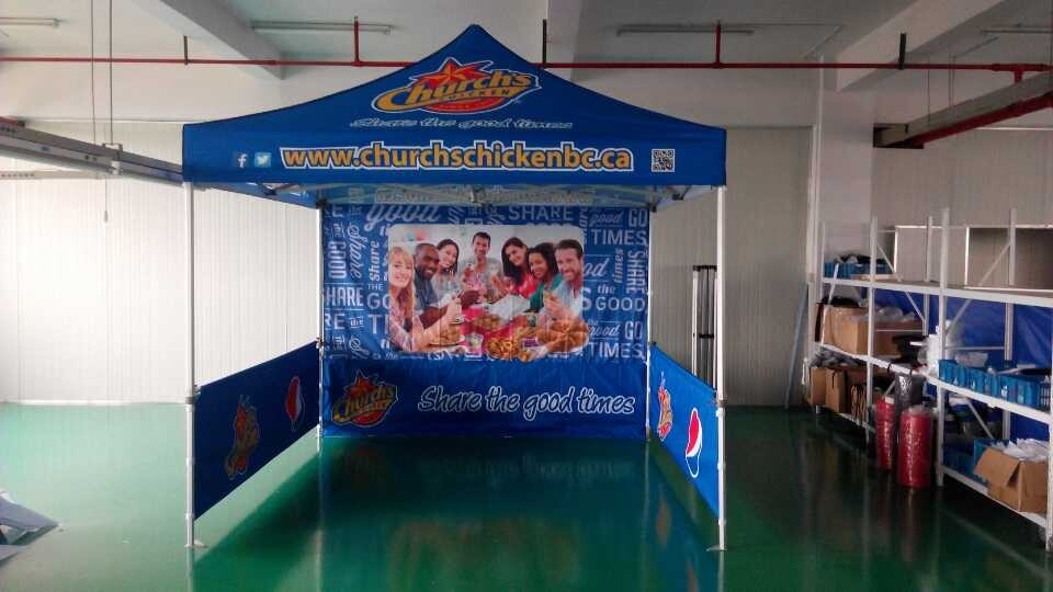 printed tent with walls & Custom Printed Pop up Canopy Tents - Free Shipping