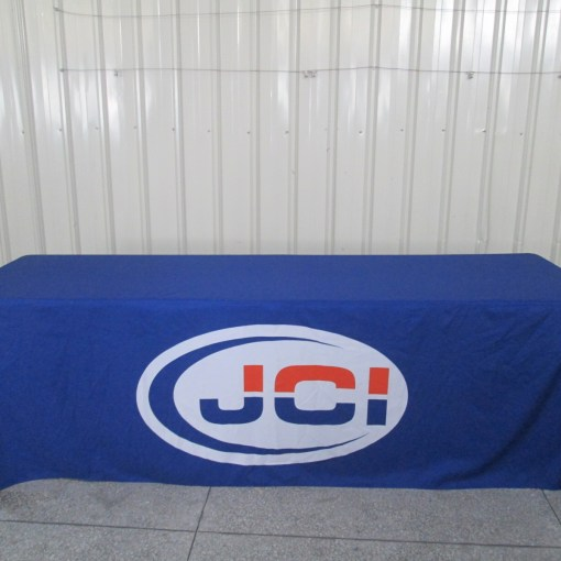 custom table cover tablecloth - printed