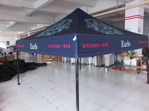 Custom Printed Tent Canopy