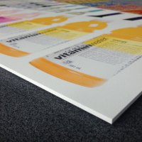 Sintra and Foamcore signs