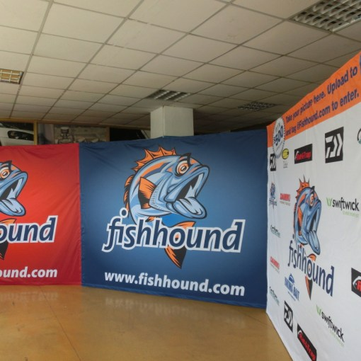 Pop up Display Fabric Backdrop Printing