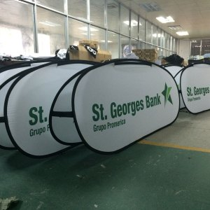 Pop up Banners for Exhibition