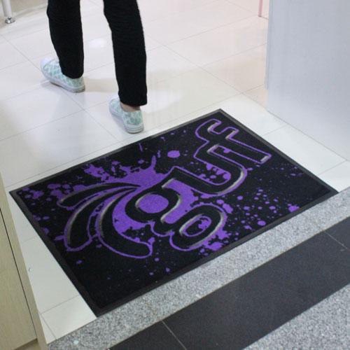 Canada-Logo-Floor-Mat-Printing
