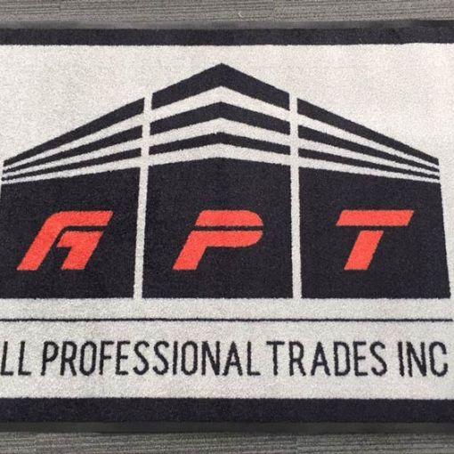 Customized-Logo-Mat-Printing