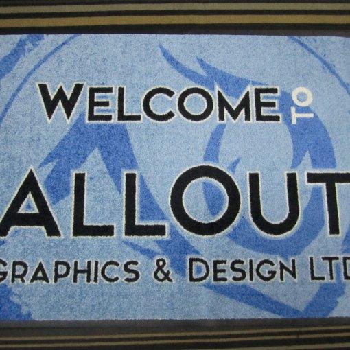 Logo-Door-Mat