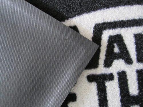 custom printed logo mats