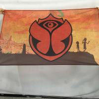 Printed flag shipped to Washington