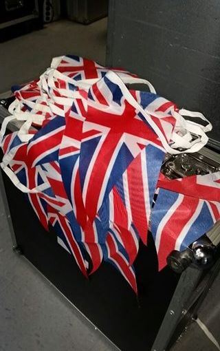 Bunting Flag Printing
