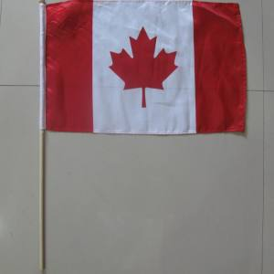 Hand Flag Printing Canada