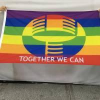 Custom Pride Flag Printing