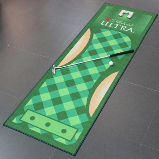 Printed Office Golf mats