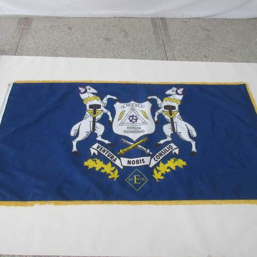 Fringe Flag Printing