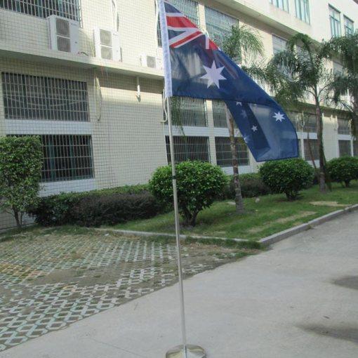 Flag-with-Pole