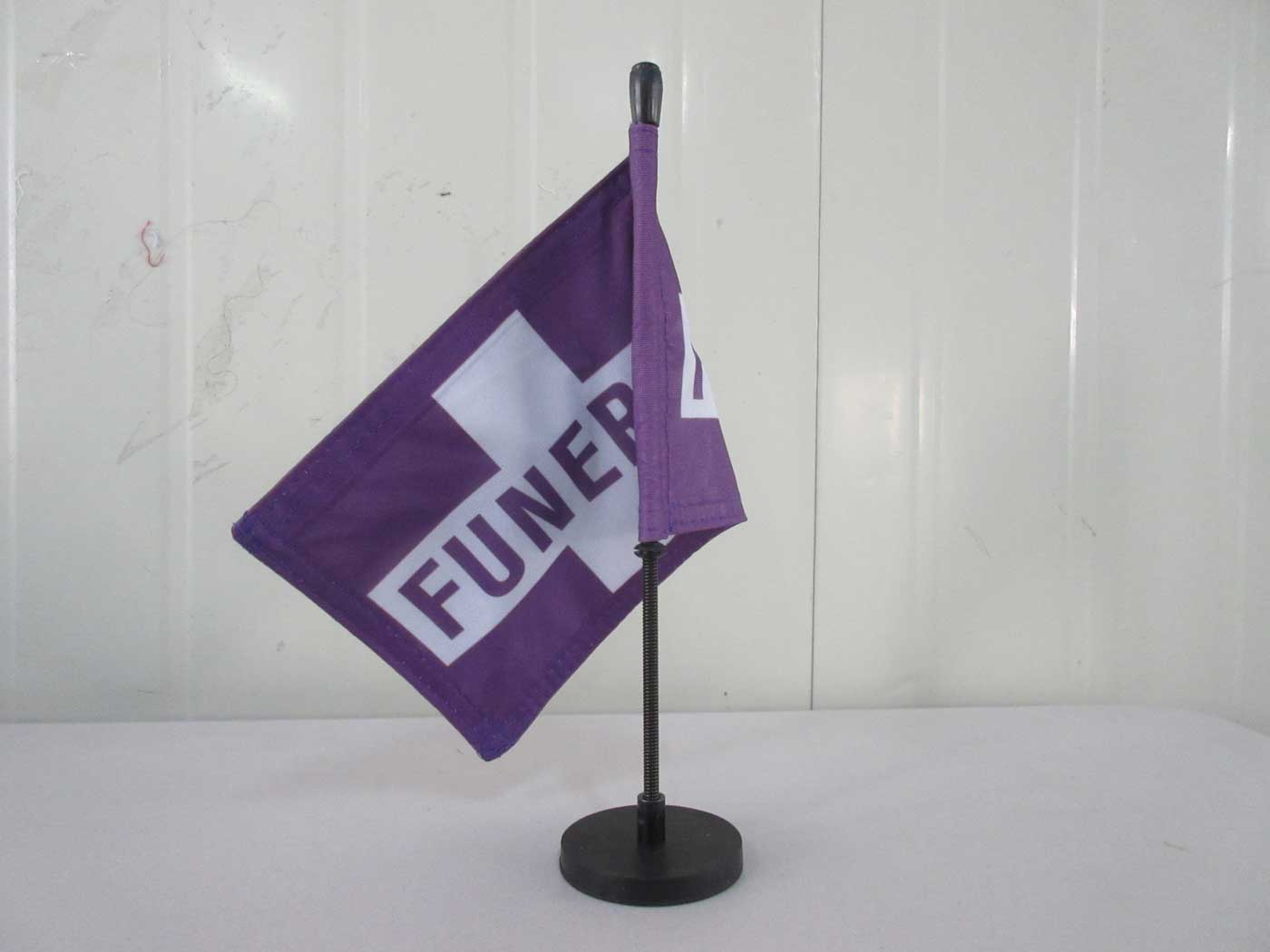 Magnetic Car Flags Parades Funeral Processions And More