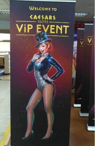 Banner Stand Printing Las Vegas