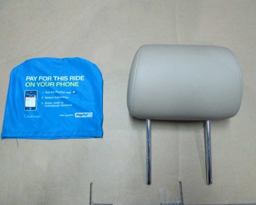 Printed Seat head Rest Covers