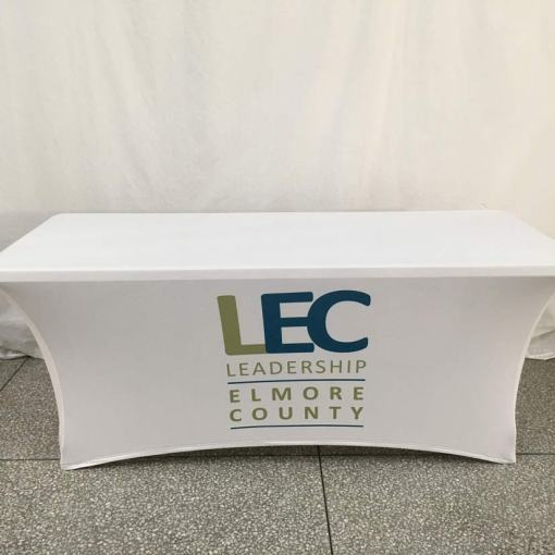 Spandex-Tablecloth-with-logo
