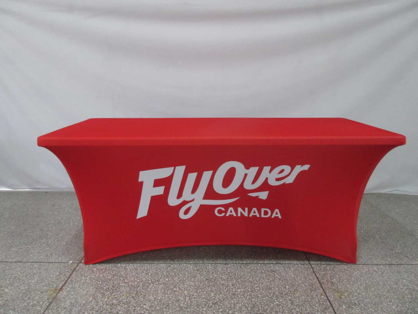 Printed Spandex Tablecover
