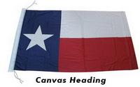 Canvas Heading Custom Made Flags