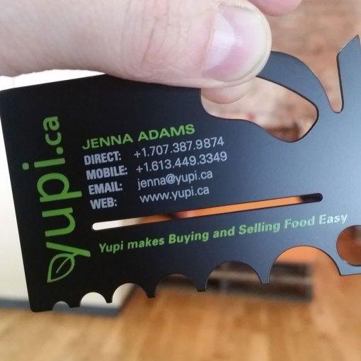 Bottle-Opener-Metal-Black-Matte-Card-0.8mm