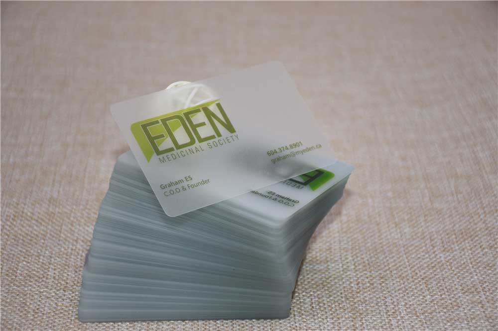 Transparent business cards clear business cards free shipping frosted clear business cards colourmoves