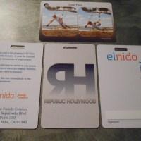 Slot Hotel card printing
