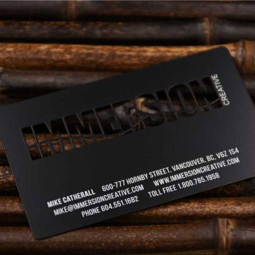 Matte-Black-Metal-Card-with-cut-out