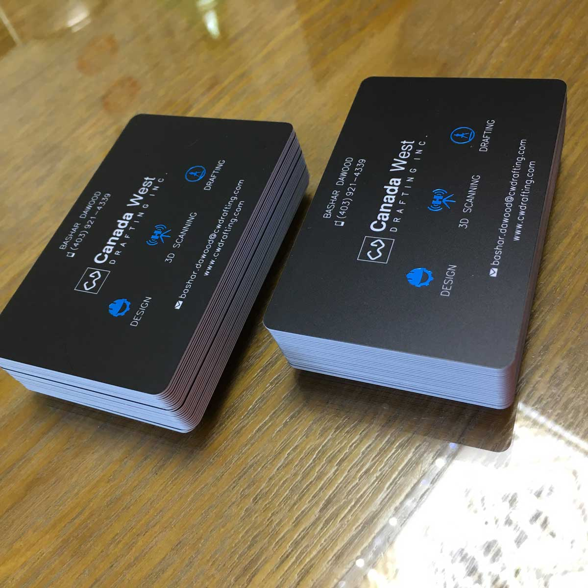 Plastic Card Printing - Membership, Gift Cards - Free Shipping