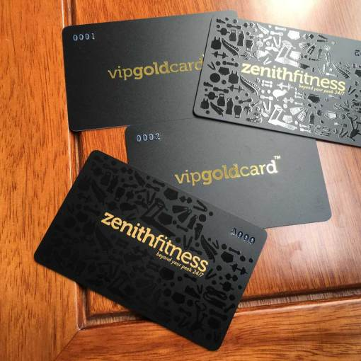 PVC-Cards-Gold-Foil-Spot-UV