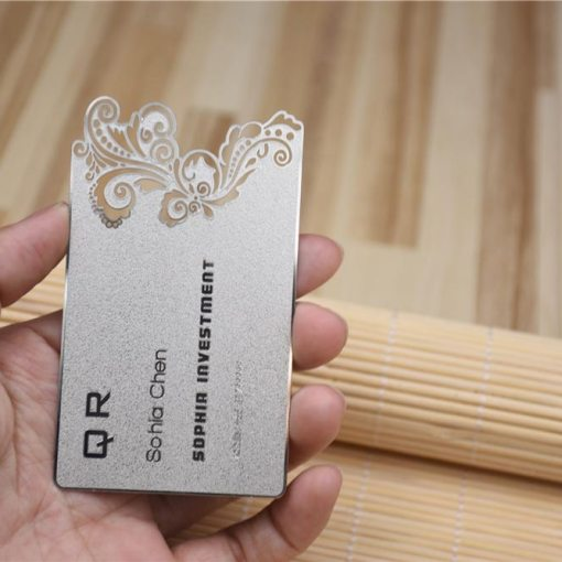 Silver-Metal-Card-Frosted