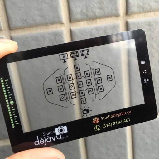 transparent-calling-card