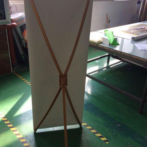 Bamboo X Frame