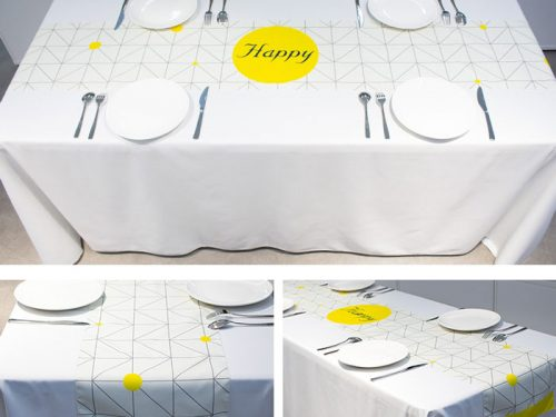 Custom Table Runner for Home
