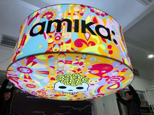 LED Hanging Display