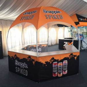 Promotional Booth Tent