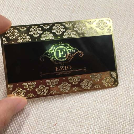 Gold-Business-Cards