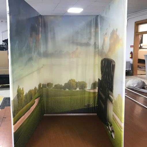Customized Portable change rooms