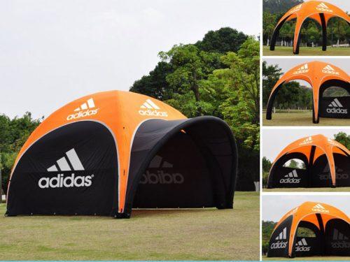 Logo X Tent
