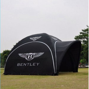 Blowup Tent Inflated