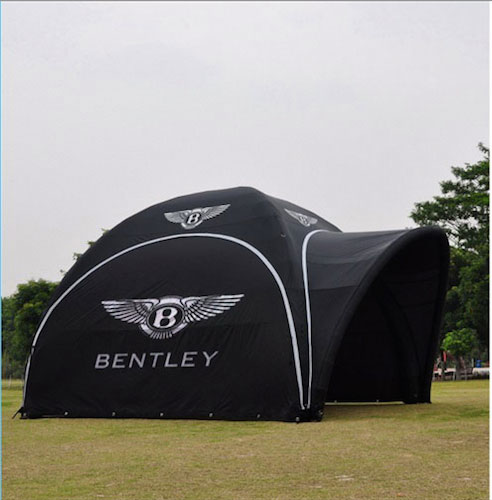Inflatable Dome Tents