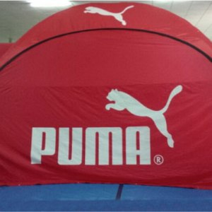 Inflatable Canopy printing